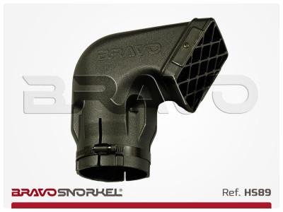 "BRAVO SNORKEL HEAD STANDARD 89mm (3,5"") REF. HS89"